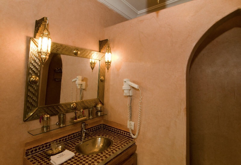 Salle de bain attenante