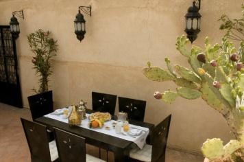 Terrasse Côté Salle a Manger En plein air