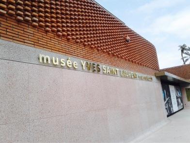 Muse Yves Saint Laurent Marrakech